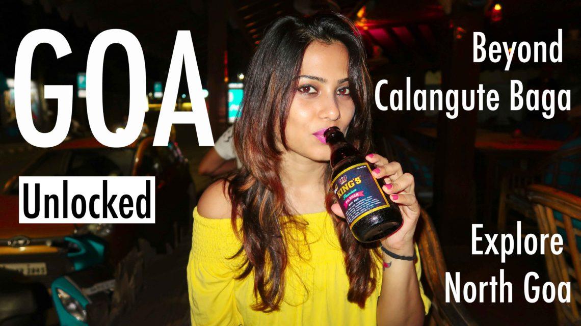 North Goa Vlog